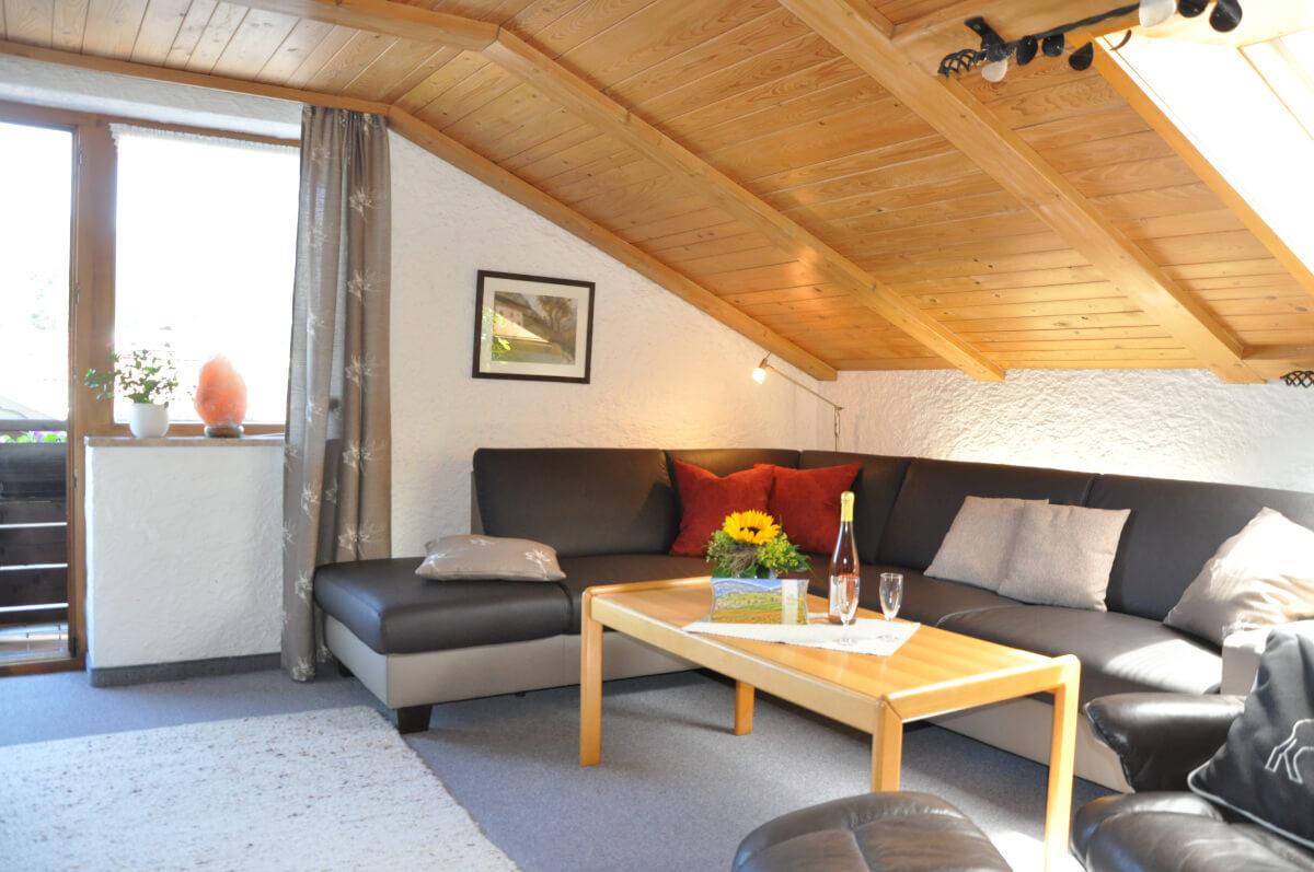 Ferienwohnung 80qm Dachgeschoss ✸✸✸
