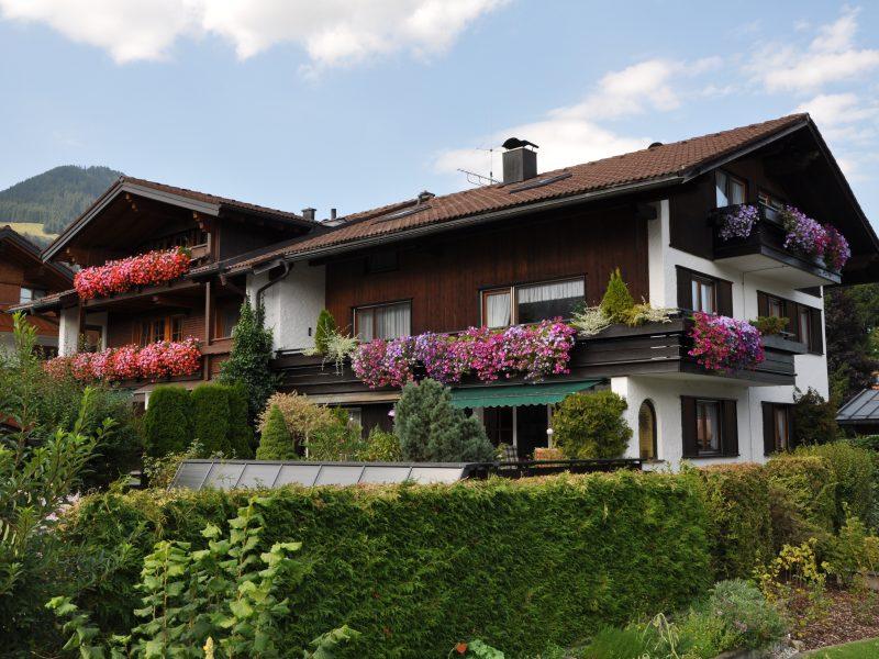 Unser Haus und Obermaiselstein